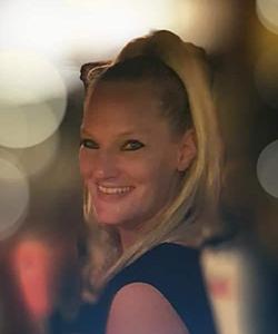Mandy van Rijssen penningmeester IDTA Nederland / Dutch Area